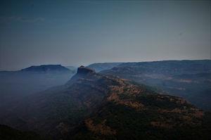 Rajmachi Fort Trek: Before The Sunrise, Into The Wild