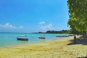 Far away from the mainland, A gem in the Bay of Bengal #andaman