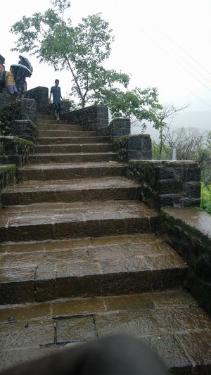 Mansoon Trek to Lohagad Fort and Bhaja Cave...