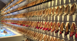 Get swept off your feet at Ferragamo's shoe museum