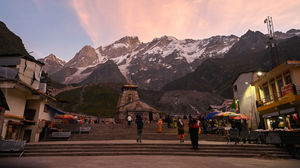 A Solo Trip to Kedarnath