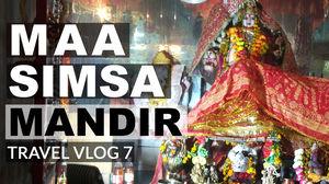 Wonder Temple in Himachal Pradesh, India - Simsa Mata Mandir