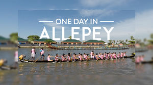 ALLEPPEY IN only Rs 1000 - Chennai to Alleppey