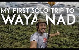 FIRST SOLO TRIP TO BEAUTIFUL WAYANAD - KERALA