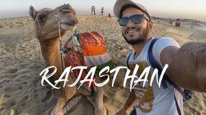 TRAVELLING IN RAJASTHAN FOR 7 DAYS - Jaisalmer, Jodhpur, Udaipur AND Jaipur