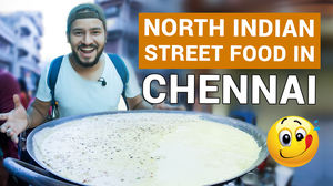 You can have the Best North Indian Street Food In CHENNAI also