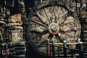 Ancient Ruins & Temples - Konarak Sun Temple