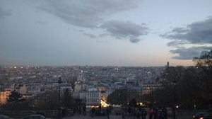 PARIS- My First International solo destination