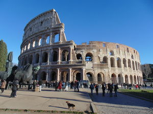 Rome- You cannot miss this place in the world