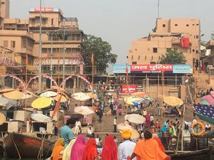 The Whole Nine Yards On Benaras