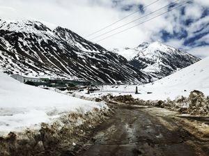 Bike trip to Sikkim