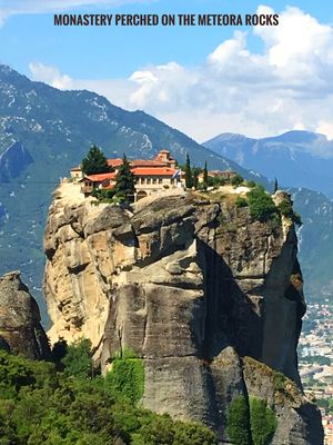 Delphi & Meteora: Greece's Treasure Highlands