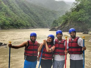 Rishikesh : Spiritual Adventure