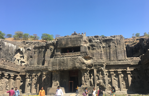 Ellora Caves, Redemption in Stones