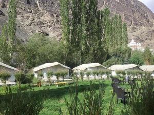 My Stay At Nubra Valley