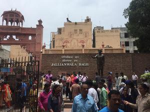 Jalianwala Bagh - India's Dark History