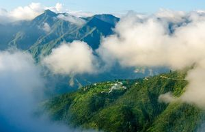 Mussoorie in the Sky
