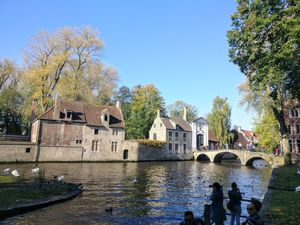 Travelling to Brussels? You must not miss Bruges, A Fairytale Wonderland!
