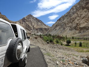 A short trip across Western Ladakh