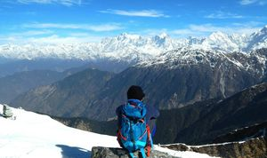 Wanting to trek but couldn't plan? Read - MY FIRST TREK EXPERIENCE and hear the mountains calling.
