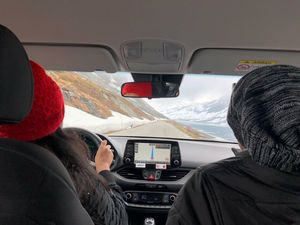 How an Indian female drove 2800 kms Norwegian roads