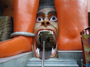 Sankat Mochan Hanuman Mandir 1/2 by Tripoto