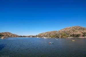 Winters at Mount Abu