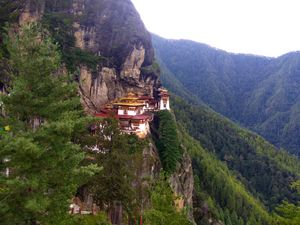A Trip to the Land Of Thunder Dragon, Bhutan from Kolkata