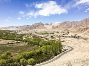 This Lush Green Oasis Is Every Traveller's Paradise: Leh, Ladakh