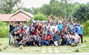 Team Outing to Kadkani Resorts - Coorg