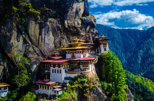 Budget Trip to Blissful Bhutan