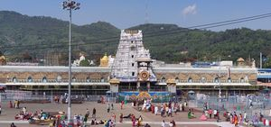 VIP Darshan at Tirumala Balaji Temple