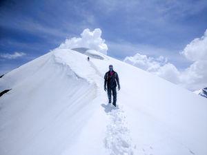 Khanpari Tibba - the best ridge walk ever