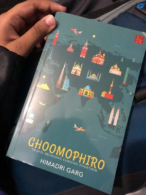 Ghoomophiro- A unique travel book