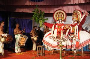Kerala Kathakali Centre 1/1 by Tripoto