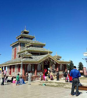 Surkhanda Devi Temple 1/undefined by Tripoto