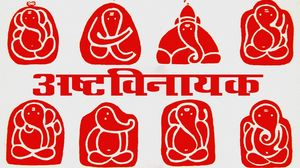 Tour of 8 self-existed idols of Lord Ganesha