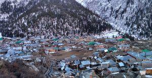 Chitkul in December
