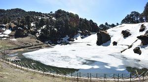 Serolsar Lake, Kullu
