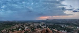 Failed Cliff Jumping at Hampi