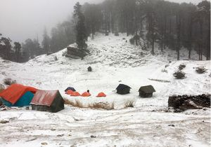 Sacred Winter Trek in Upper Garhwal which would leave you spell bound - Brahmatal