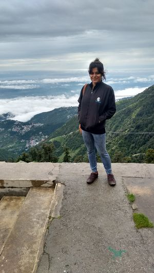Triund; A beginner's Trek