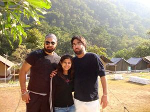 Adventure Trip to Rishikesh