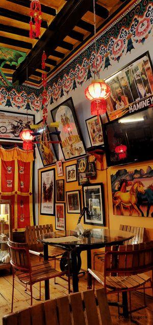 Located in Picturesque Landour Cantonment of Mussooriee, Doma's serve authentic Tibetan Cuisine.