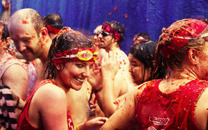 If you missing your beloved India's Holi,13 festival may help you the Firang version of Holi!