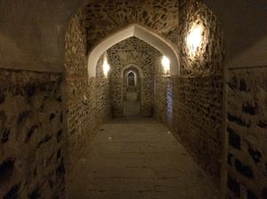The Treasure Tunnels of Amber