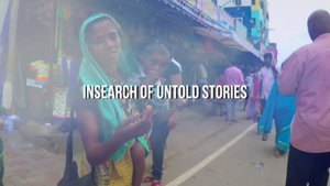 Insearch of Untold Stories