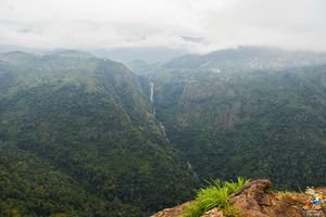 No Dolphins at Dolphin Nose View Point, Coonoor