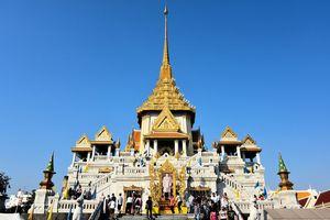 #ThailandJourney #TempleVisit #Bangkok #BestTravelPictures Theme- Architecture @tripotocommunity