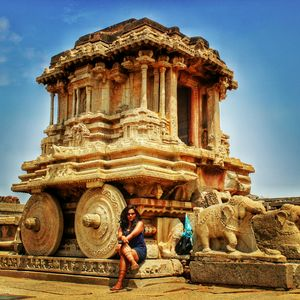 "Don't worry be, ""Hampi"""